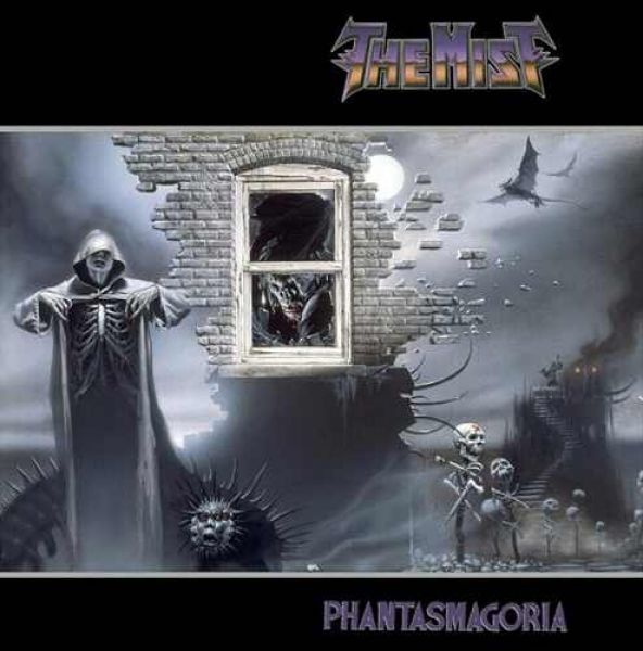 CD - The Mist - Phantasmagoria  Digipack