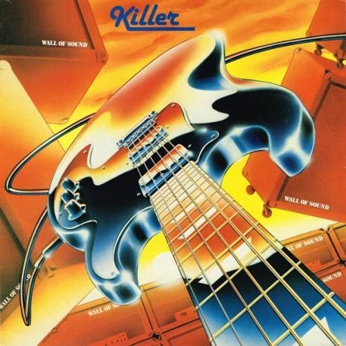 KILLER – Wall of Sound