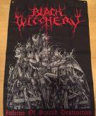 Black Witchery - Inferno of Sacred Destruction - flag 67cm x 97cm