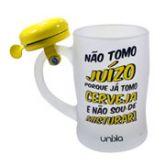 Caneca Campainha Não tomo juízo 400 ml