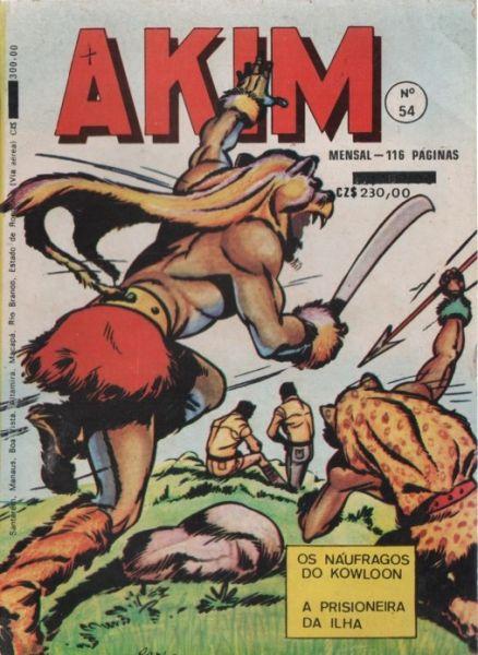 Akim - nº 054