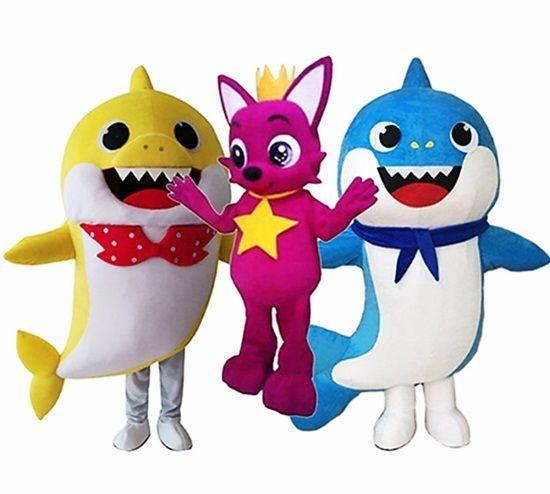 Baby Shark Mascotes RV2899