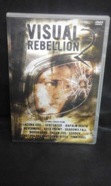 DVD - Visual Rebellion