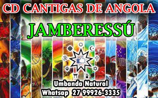 CD 04 – JAMBERESSÚ