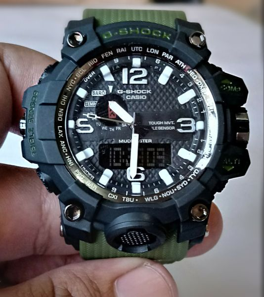 a5059a1a491 Relogio Masculino G-Shock Mudmaster - Grife-Total