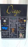 Chalkboard Diego