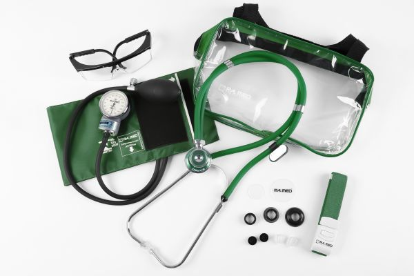----Kit prático Verde Pamed