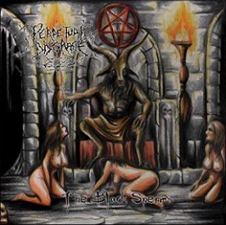 CD Perpetual Disgrace – The Black Sperm