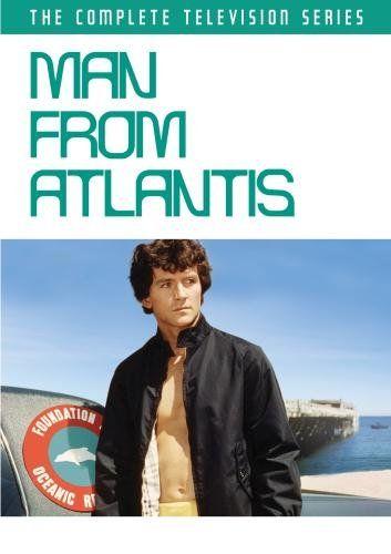 O Homem do Fundo do Mar (Man From Atlantis) Série Completa Longas Legendados