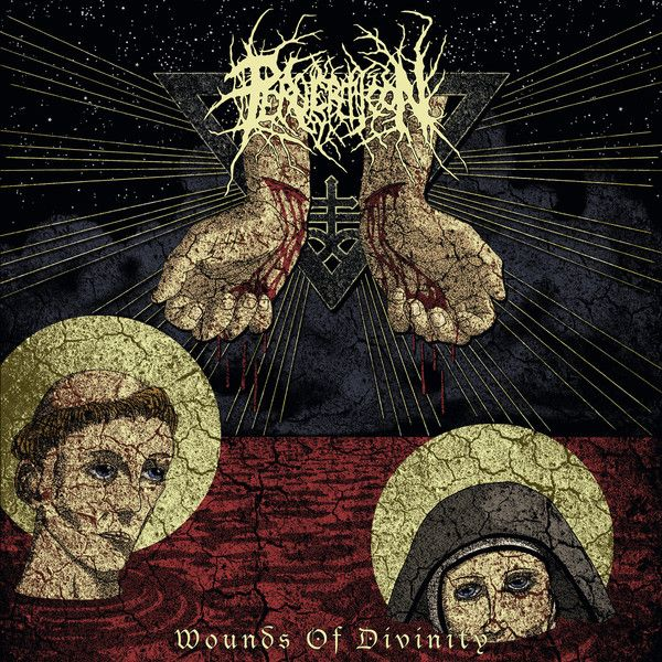 PERVERTICON - Wounds of Divinity - CD