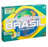 Jogo - Explorando o Brasil