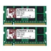 Memória Notebook 2GB DDR2 667Mhz marcas diversas