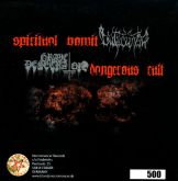 GRAVE DESECRATOR (Bra) / CATACUMBA (BRA) - Tombs on Fire - 7