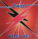 CD -  Raven – Wiped Out