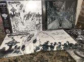 Transgressor / CRUE - Under the Sign of Death Metal / Metal das Ruas - Split CD