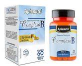 Complexo B OIL 60 Capsulas de 250 mg- Apisnutri