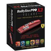 Máquina de Corte Profesional Babyliss Pro X2 Ferrari Volare FX811