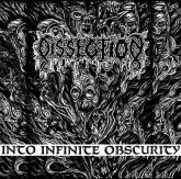 DISSECTION - Into Infinite Obscurity - 7'  (Clear Vinyl,  Unofficial Release)