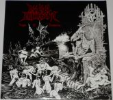 BESTIAL HOLOCAUST - Temple of Damnation - LP