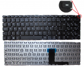 Teclado P Lenovo Ideapad 310-15isk 510-15isk Sem Botão Power