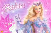 Painel Horizontal Festas Barbie - Ref:08