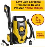 Lava Jato Lavadora Tramontina De Alta Pressão 1200w 1500psi + FRETE GRÁTIS
