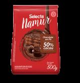 Chocolate em Pó 50% Cacau Namur Selecta 500g 1un