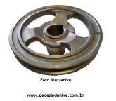 Polia do Virabrequim Motor Niva (usada) Ref. 0064