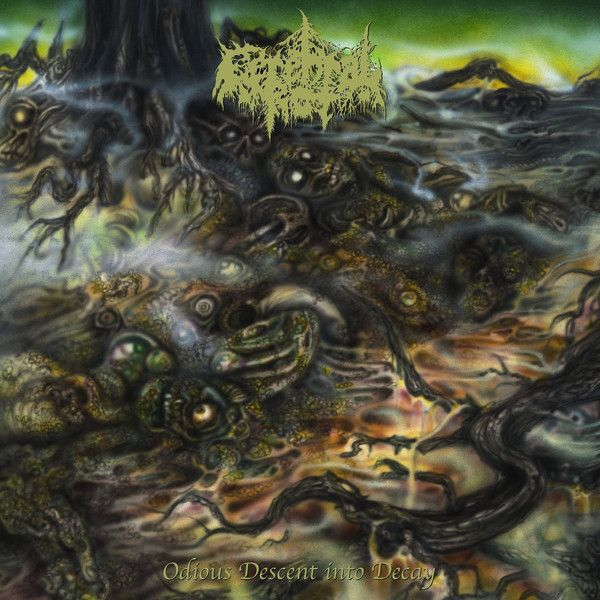 Cerebral Rot – Odious Descent Into Decay CD