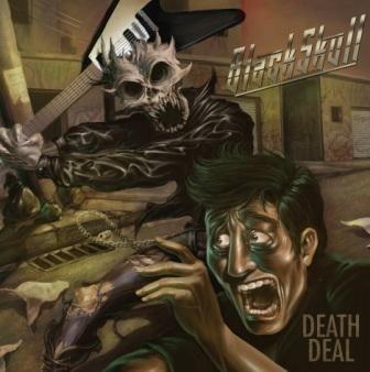 BlackSkull - Death to Deal – Thrash Metal