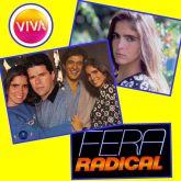 Dvd Novela Fera Radical  - Completa  - Canal Viva - Sem Cortes - Frete Grátis