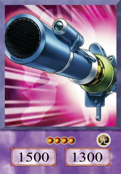 Canhão Foguete Hermos - Rocket Hermos Cannon