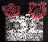 BLACK ALTAR / NEBULAR MYSTIC - Wrath ov the Gods / Serpent - CD (Split)