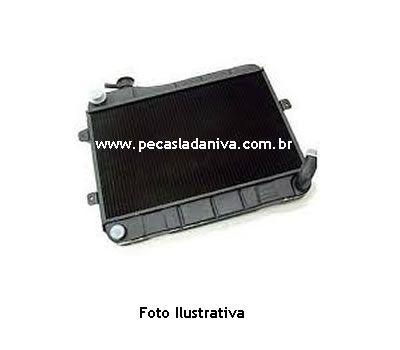 Radiador Laika (Usado) Ref. 0138
