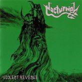 NOCTURNAL - Violent Revenge (2009 - KBTMT / GER) (LP)