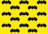 Papel Arroz Batman Faixa Lateral A4 012 1un