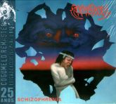 CD - Sepultura - Schizophrenia