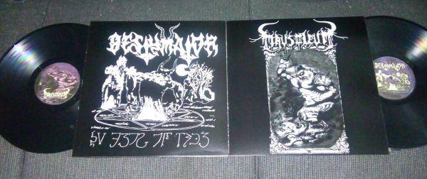 LP 12 - Mausoleum / Bestymator (Split)