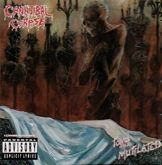 CD Cannibal Corpse – Tomb Of The Mutilated (Slipcase)