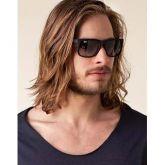 Óculos Style Rb4165 Justin Wayfarer Emborrachado - Marrom 3708280b00