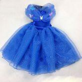 Vestido Fantasia Princesa