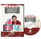 DVD Vlady - Silhouette Decor - Cozinha Retrô
