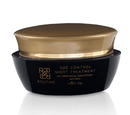 ROUTINE AGE CONTROL NIGHT TREATMENT 30g - HINODE