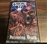 ASPHYX - Incoming Death - CASSETE