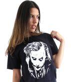 camiseta Batman Cavaleiro das Trevas - Coringa