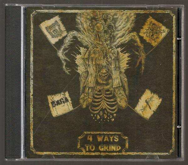 CD - 4 Ways to Grind
