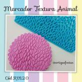 Marcador Textura Animal