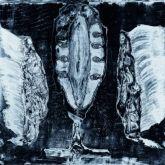 Adversarial / Antediluvian - Initiated in Ímpiety as Mysteries - Split CD