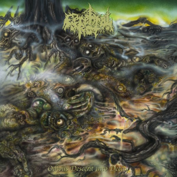 (NPCD-014) Cerebral Rot - Odious Descent Into Decay