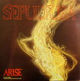 LP 12 - Sepultura – Arise - Rough Mixes Limited Edition For Rock In Rio